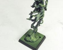Kaena in Green, Necropolis Solo
