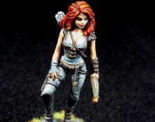 Platinum Female Archer