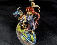 Celestant on Dracoth
