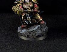 Gabriel Angelos Blood Ravens Terminator Sergeant