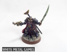 Pre-Heresy 30k Inquisitor