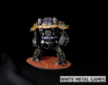 Khorne and Iron Warriors Forgeworld Chaos Knights