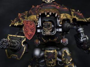 Chaos Renegade - Tabletop Plus level