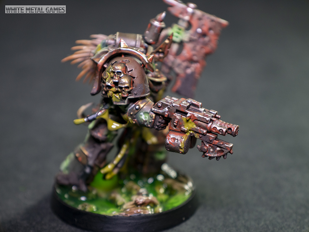 Deathguard Infection Cluster - 10