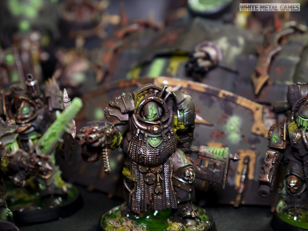 Deathguard Infection Cluster - 2