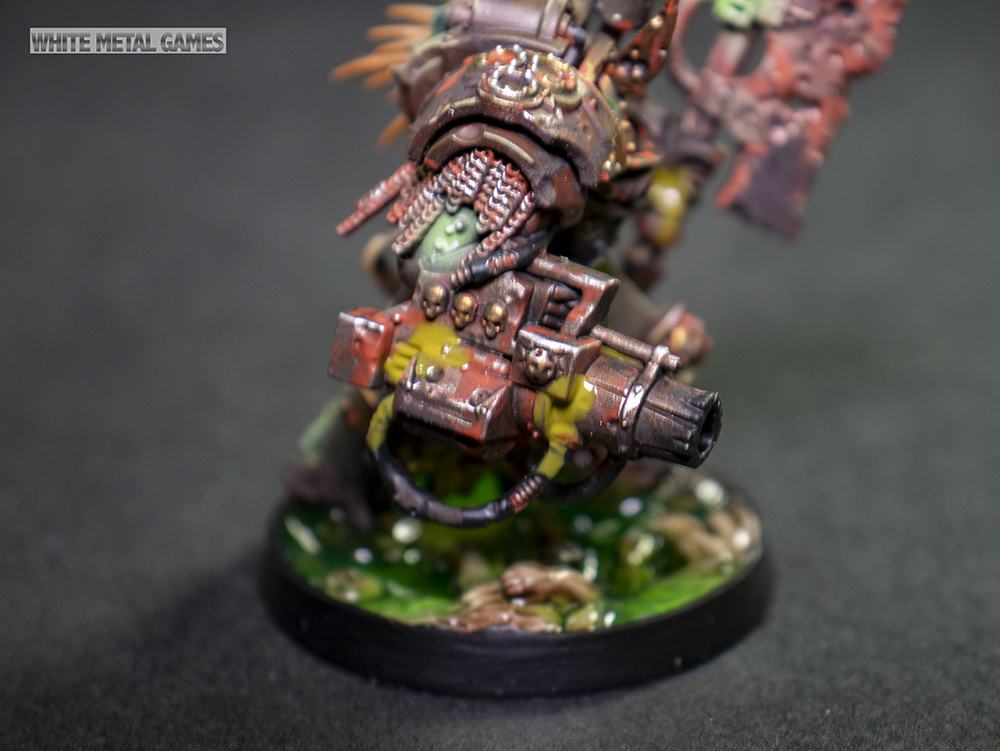 Deathguard Infection Cluster - 9