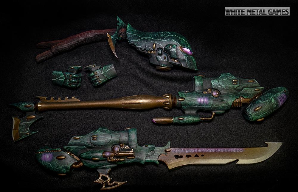 Drukhair Phantom for Games and Gears - 8