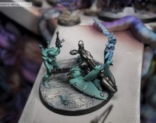 Slaanesh Display Board - 10