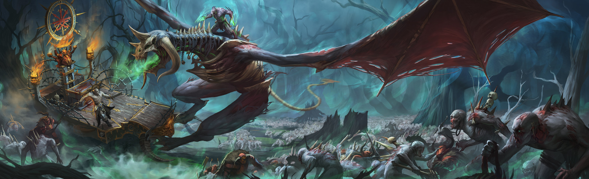 akim-kaliberda-flesheater-court-vs-khorne-chaos-warriors