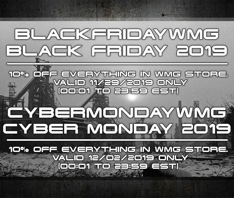 11-22-19 - Black Friday & Cyber monday Promo Codes