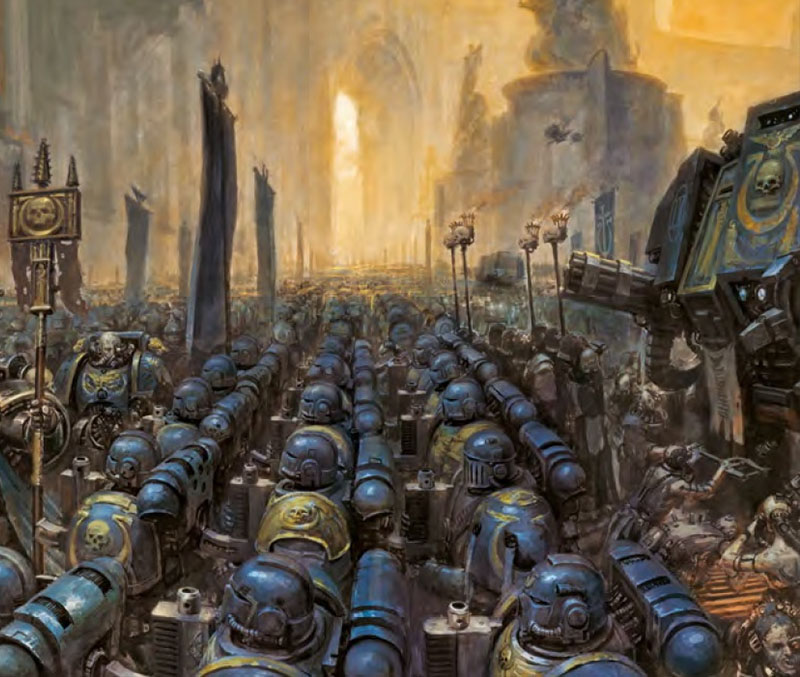12-03-19 - What Chapters NOT to make Primaris