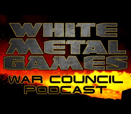 White Metal Games War Council Slide Image
